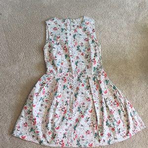 Gap Floral Sleeveless Dress